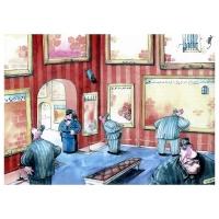 Stabor-Prison exhibition