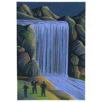 Constantin Sunnerberg - Waterfall