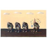 Constantin Sunnerberg - Illu monkeys