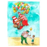 Luc Vernimmen - Baloon