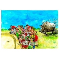 Luc Vernimmen - Rhino