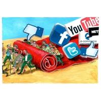 Luc Vernimmen - Social media