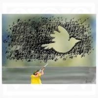 Bernard Bouton-Solidarity