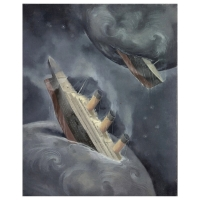 Florian Doru Crihana - Titanic in a nonexistent world