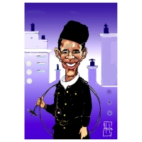 Hule Hanusic - Barack Obama