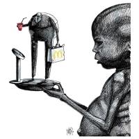 Michel Moro Gomez-The burden of hunger