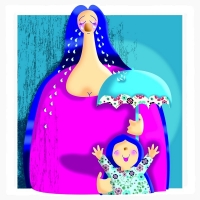 Nani Mosquera-Woman cries