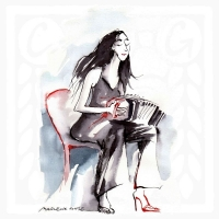 Marlene Pohle-Concert-Tango in Corsica