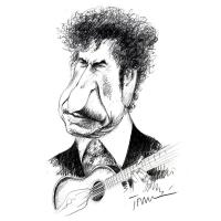 Tomas Serrano - Bob Dylan