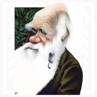 Achille Superbi-Charles Darwin