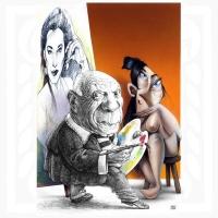 Achille Superbi-Pablo Picasso