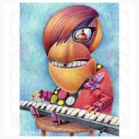 Omar Turcios - Elton John