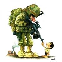 Omar Zevallos - Soldier
