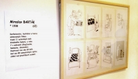 The exposition - Miroslav Bartak (CZ)