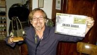 The Golden Gander Award - O-SEKOER (B)
