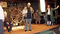 The Golden Gander Award - Pavel Taussig (D/SK