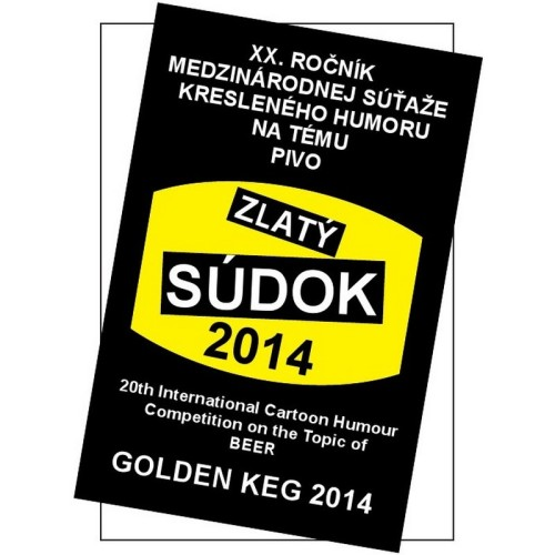 Golden Keg 2014