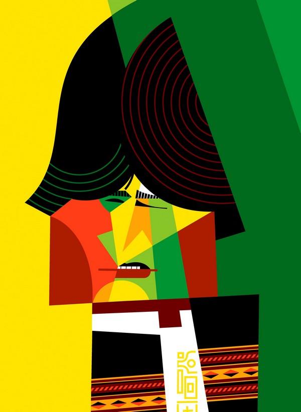 Pablo Lobato / Argentina - 1st prize Personal caricature