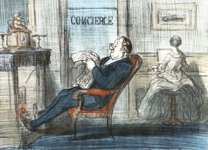 Honore DAUMIER (FR)