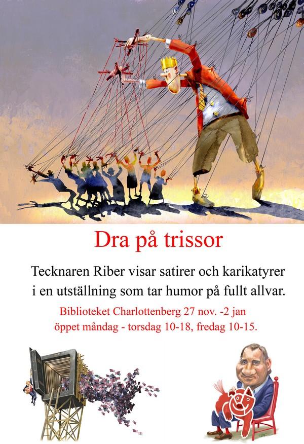 Riber - Poster