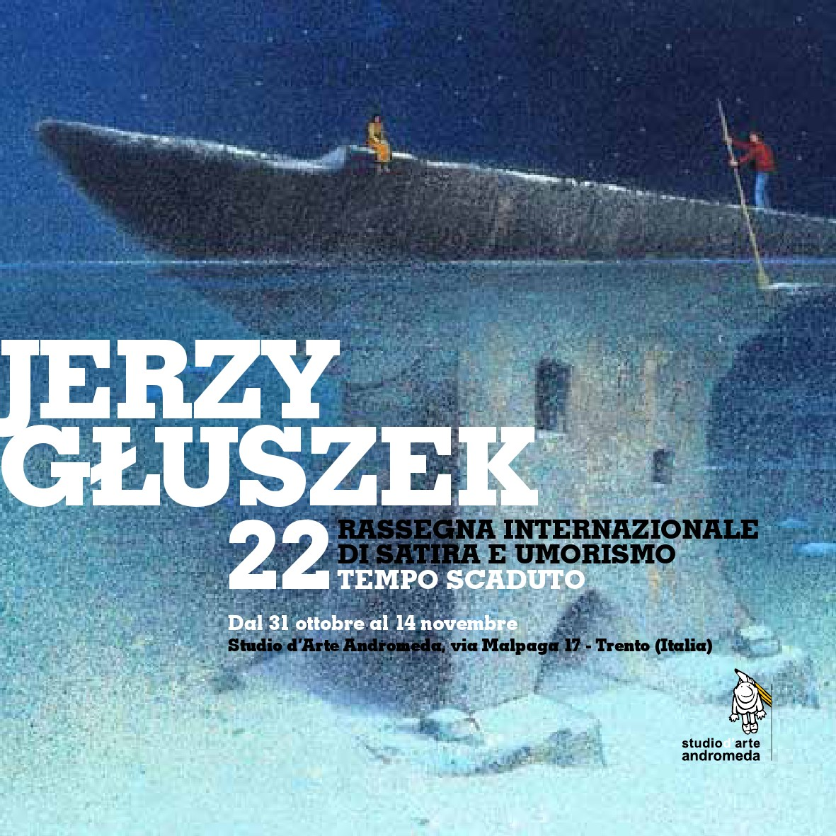 Jerzy GLUSZEK - Trento
