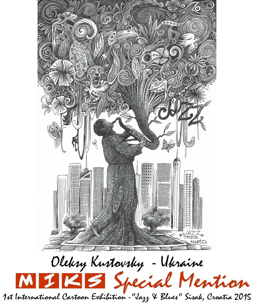 Oleksy Kustovsky - Ukraine