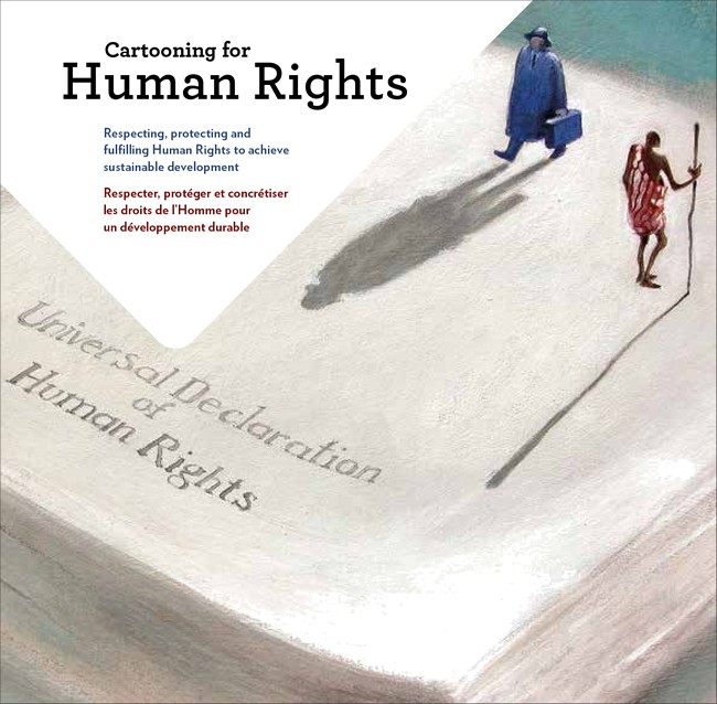 Cartooning for Human Rights
