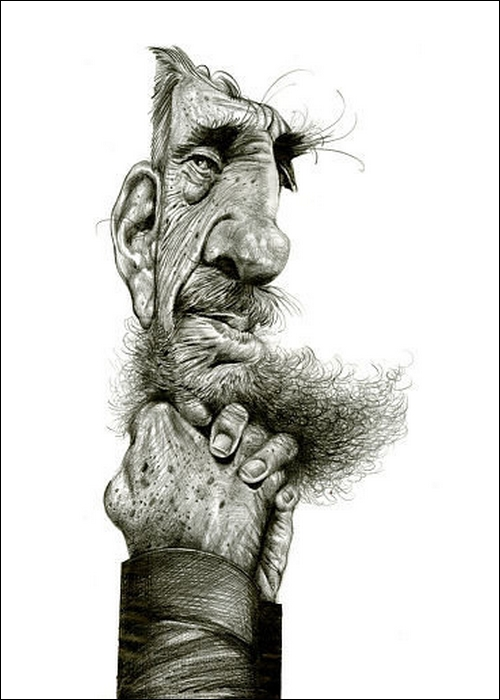 Fernandes BR-1st caricatura-Fidel