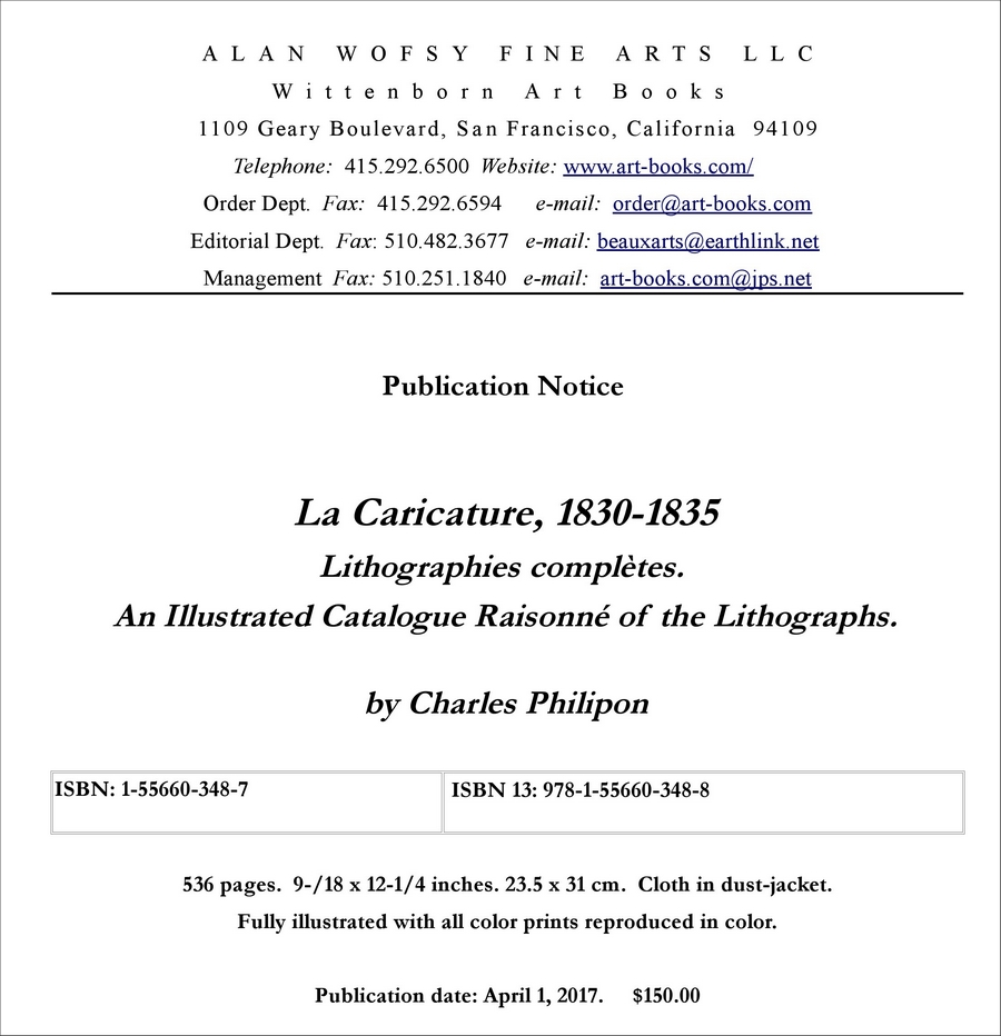Publication notice