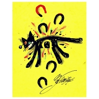 Andrea Bersani - Čierna mačka