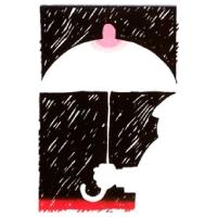 Andrea Bersani - Dáždnik