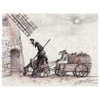 Oleg Dergačov-Don Quijote