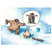 Oleg Dergačov-Príbeh eskimáka