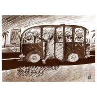Darko Drljević - Autobusová stanica