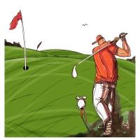 Darko Drljević - Golf