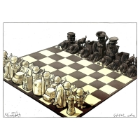 Rainer Ehrt - Globálny šach