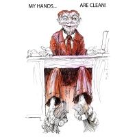 Rainer Ehrt - Moje ruky sú čisté!