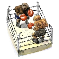 Rainer Ehrt - Zápas v boxe