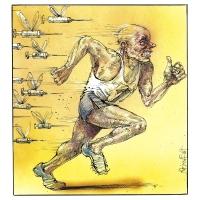 Rainer Ehrt - Doping šprintér