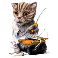 Rainer Ehrt - Poľovačka na myš
