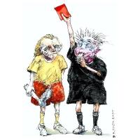 Rainer Ehrt - Červená karta