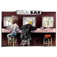 Rainer Ehrt - Virtuálny bar