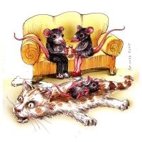 Rainer Ehrt - Myší dom