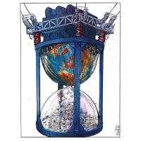 Rainer Ehrt - Presýpacie hodiny planéty