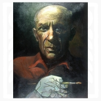 Picasso-ruka