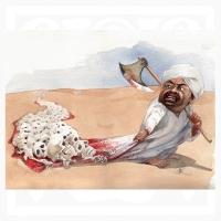 Omar al Bašír-Sudán