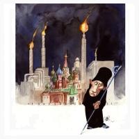 Putin-plynová katedrála