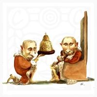 Cár Putin