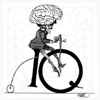 Mozog-bicykel
