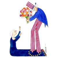 Harca - Európa a Amerika